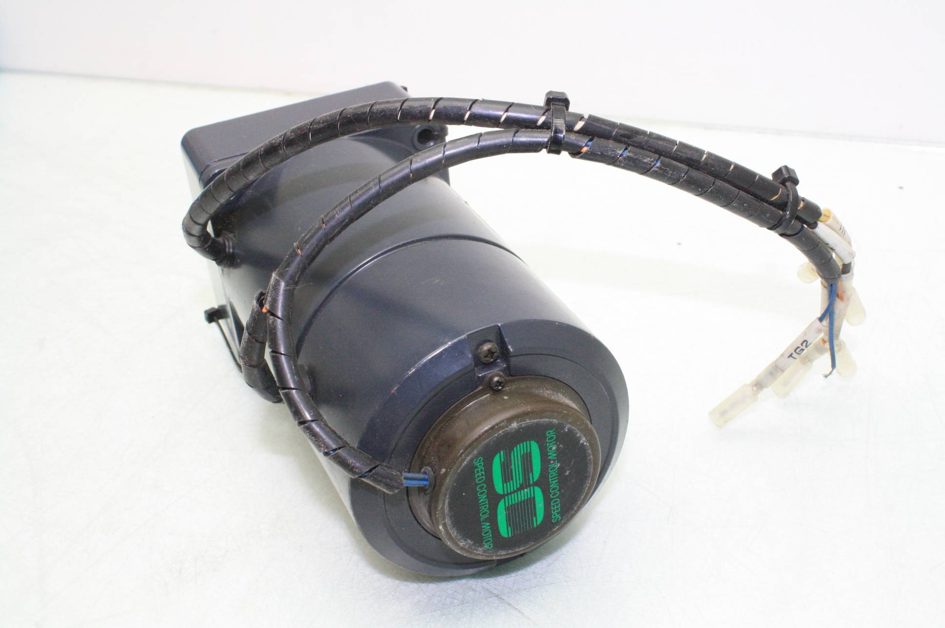 Oriental Motor Mbm425 412 Ac Brake Speed Control Motor W