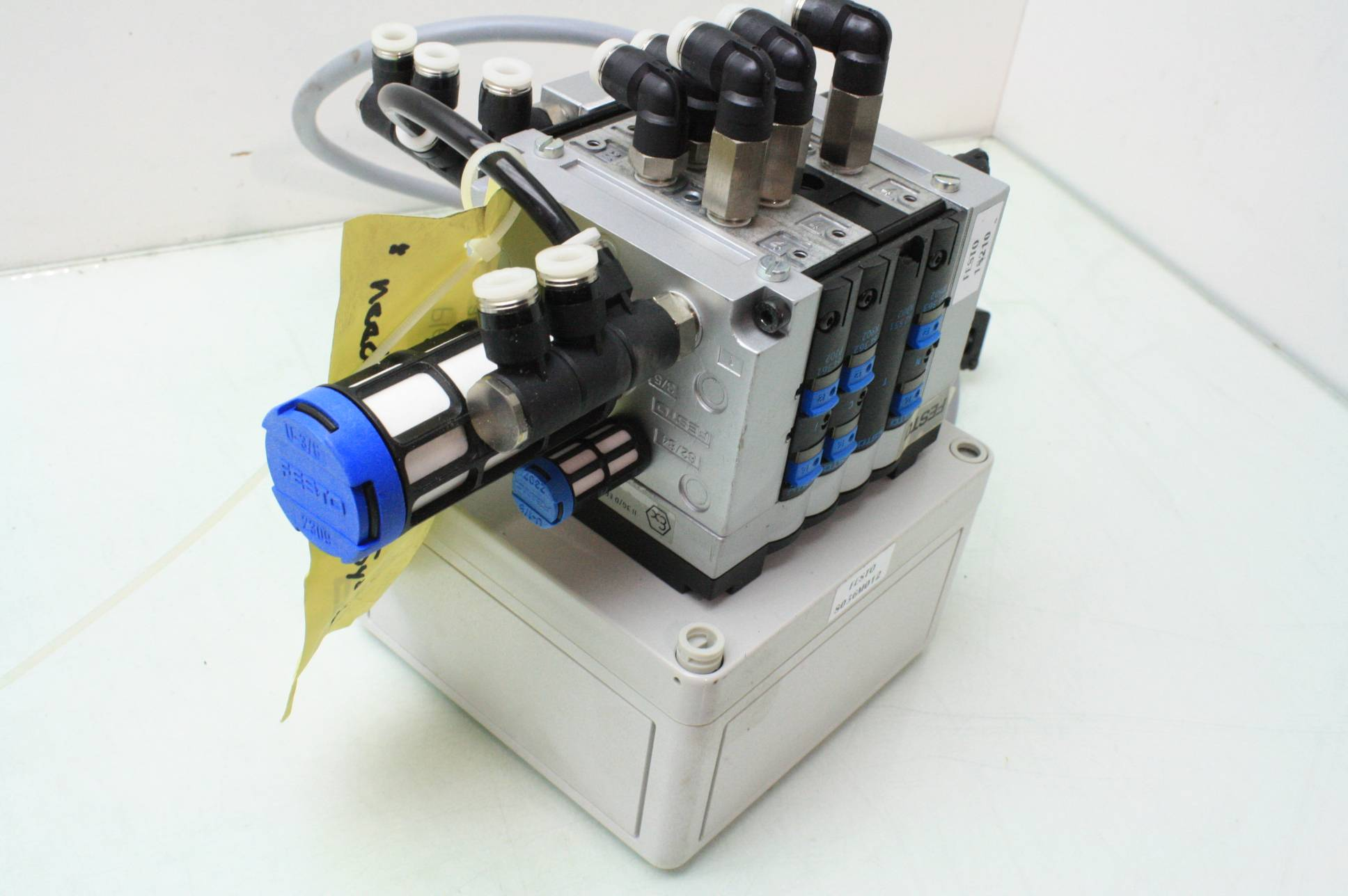New festo cpe m h ol pneumatic solenoid valves cpv
