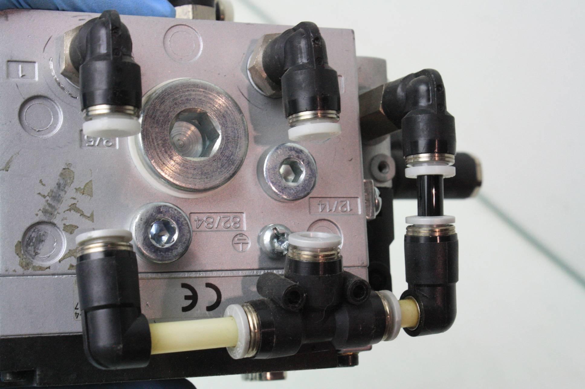 Festo cpv vi pneumatic solenoid valve manifold cpe