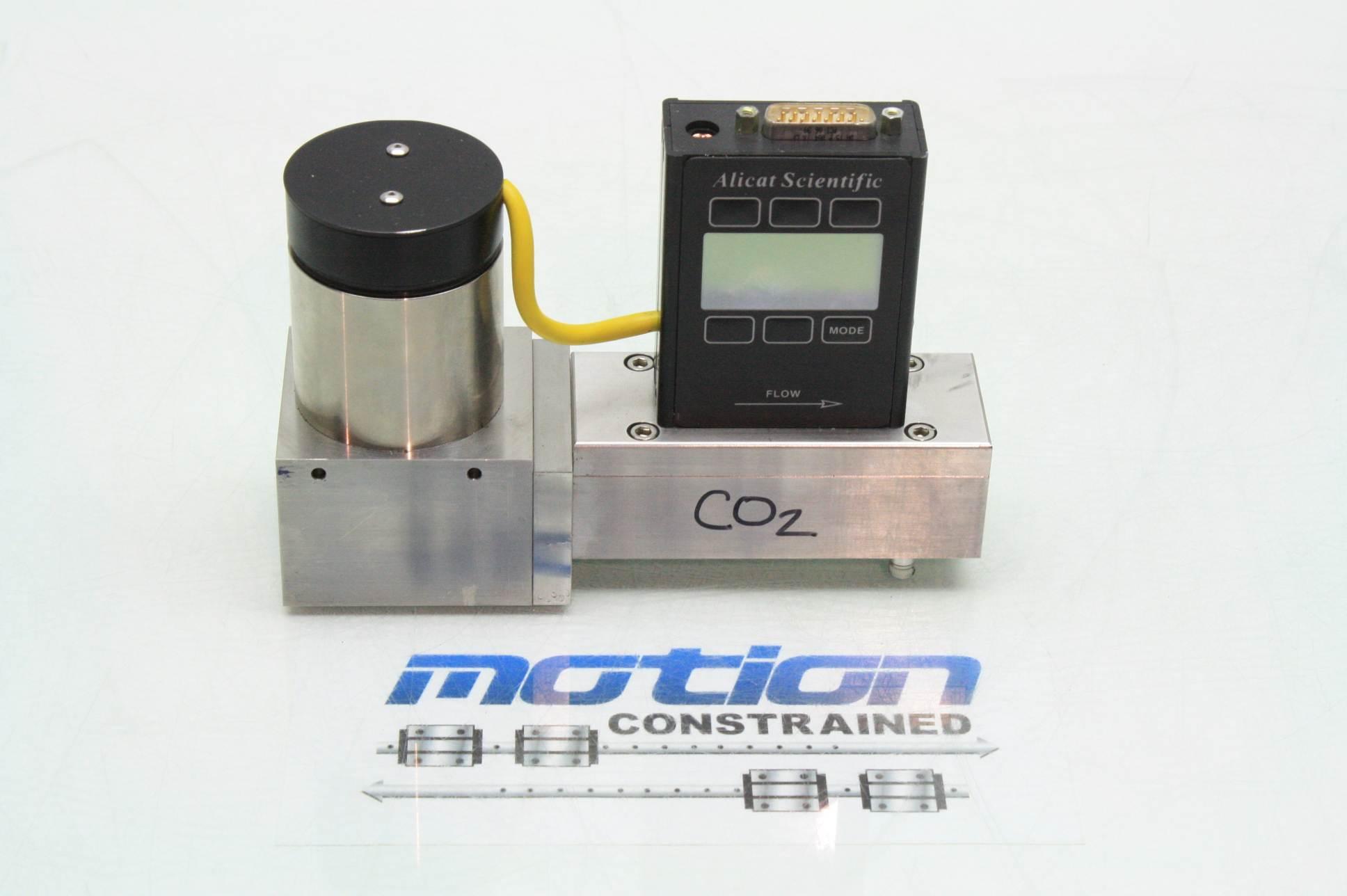 alicat mass flow controller manual
