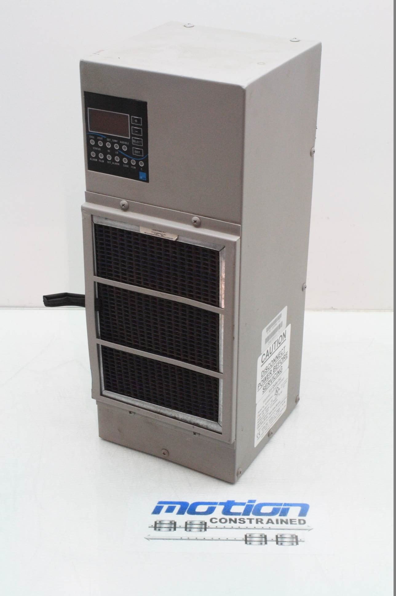 Ice Qube Iq1000mm L Industrial Enclosed Side Mount Air