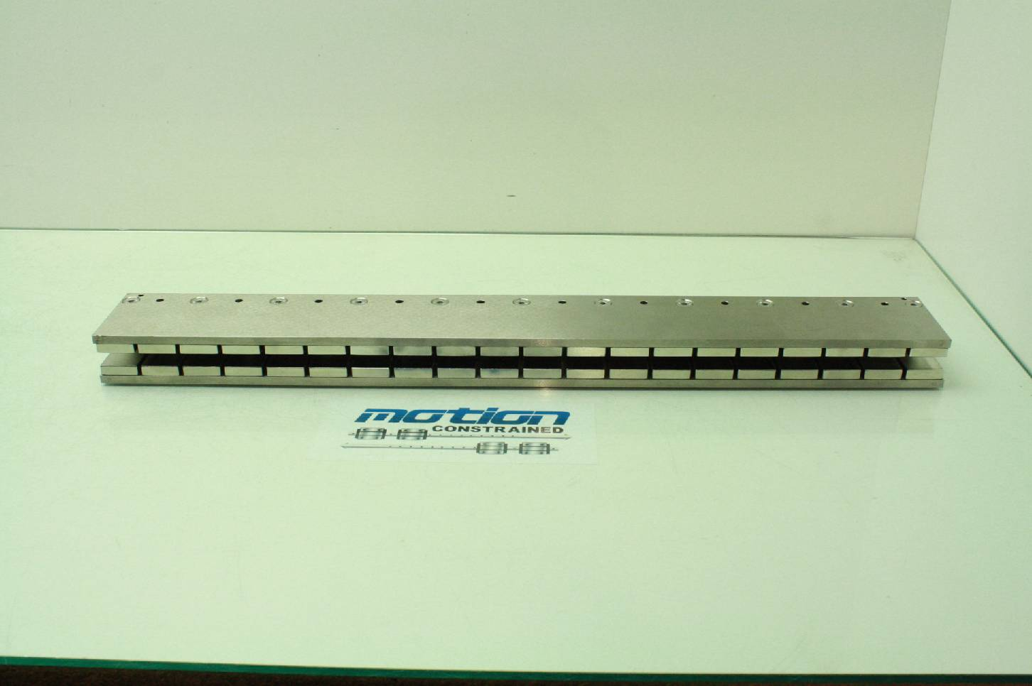 Anorad Lzm 050 600 Ironless Linear Motor Magnet Channel 600mm Long