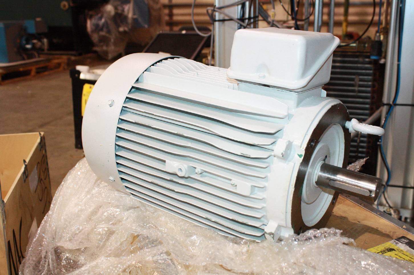 New leroy somer 10 hp ac motor 208 230 460v 3 phase 215ct for 10 hp ac motor