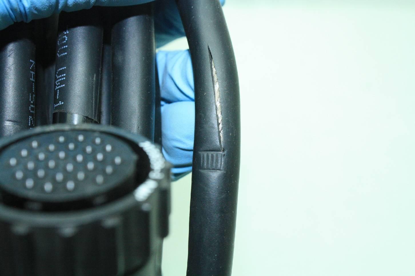 Allen bradley 2090 uxnfby s09 servo feedback cable 9 meter for Allen bradley servo motor cables