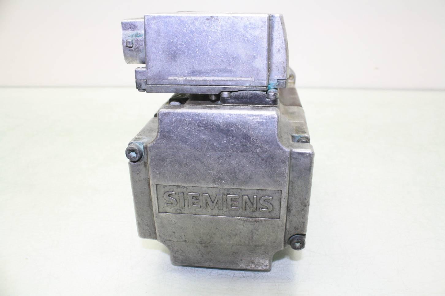 Siemens 1fk7042 5af21 1ua0 Sinamics Brushless Ac