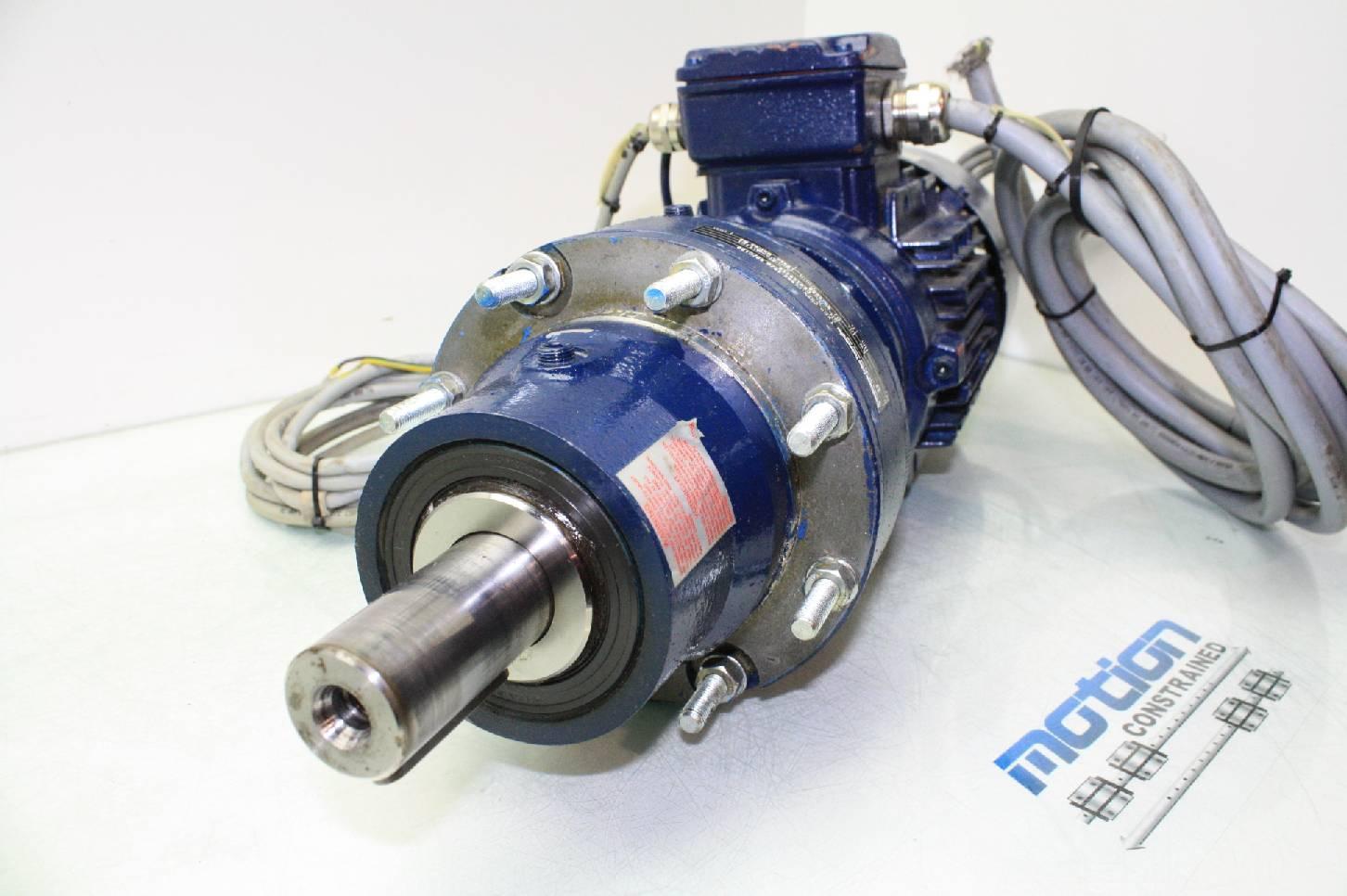 Weg Al80 04 Gear Motor W Sumitomo Cnfx 0100e 29 G 80 C120