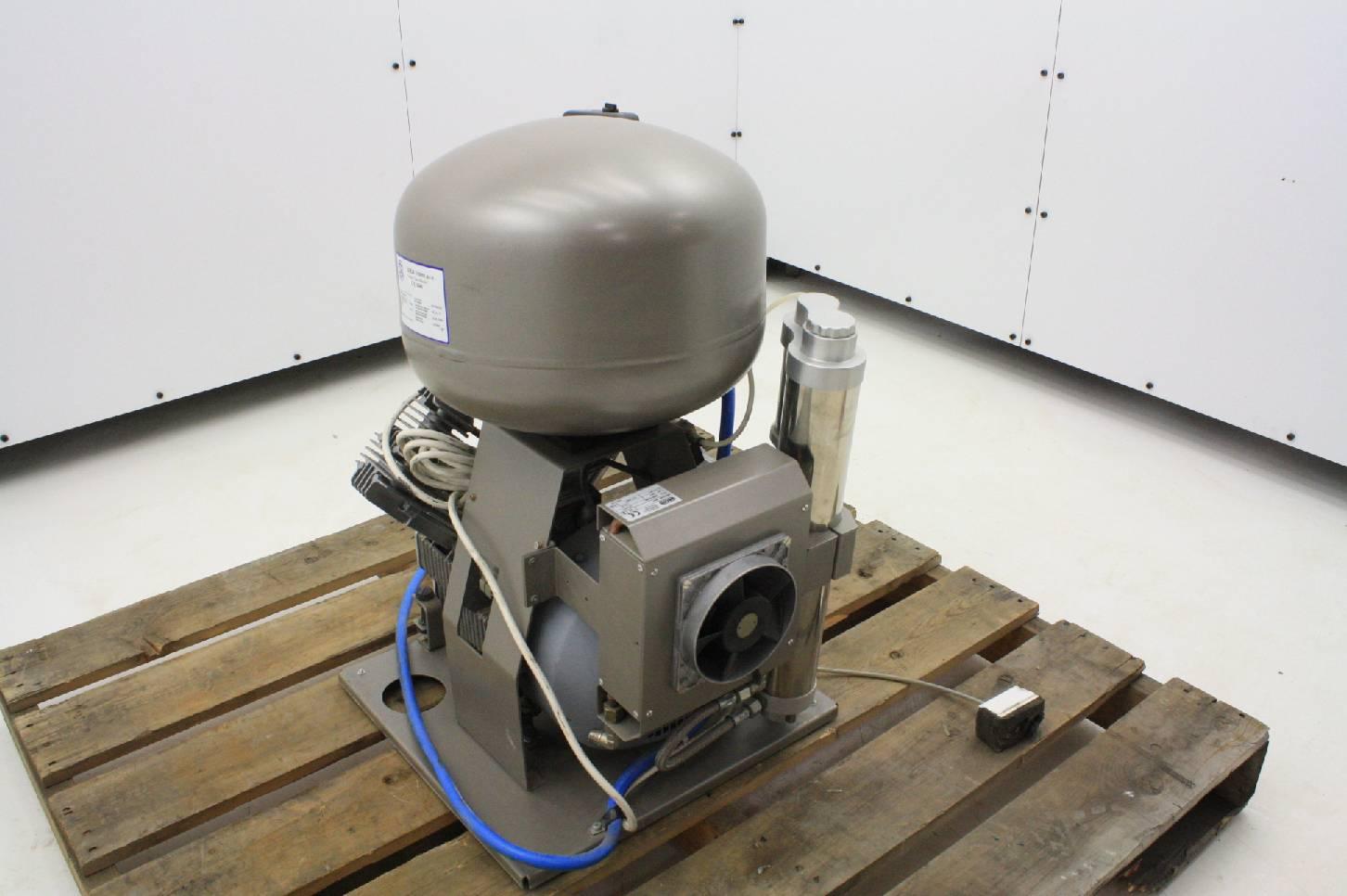 Ekom Dk50 2v M Industrial Quiet Dental Compressor M1a Air