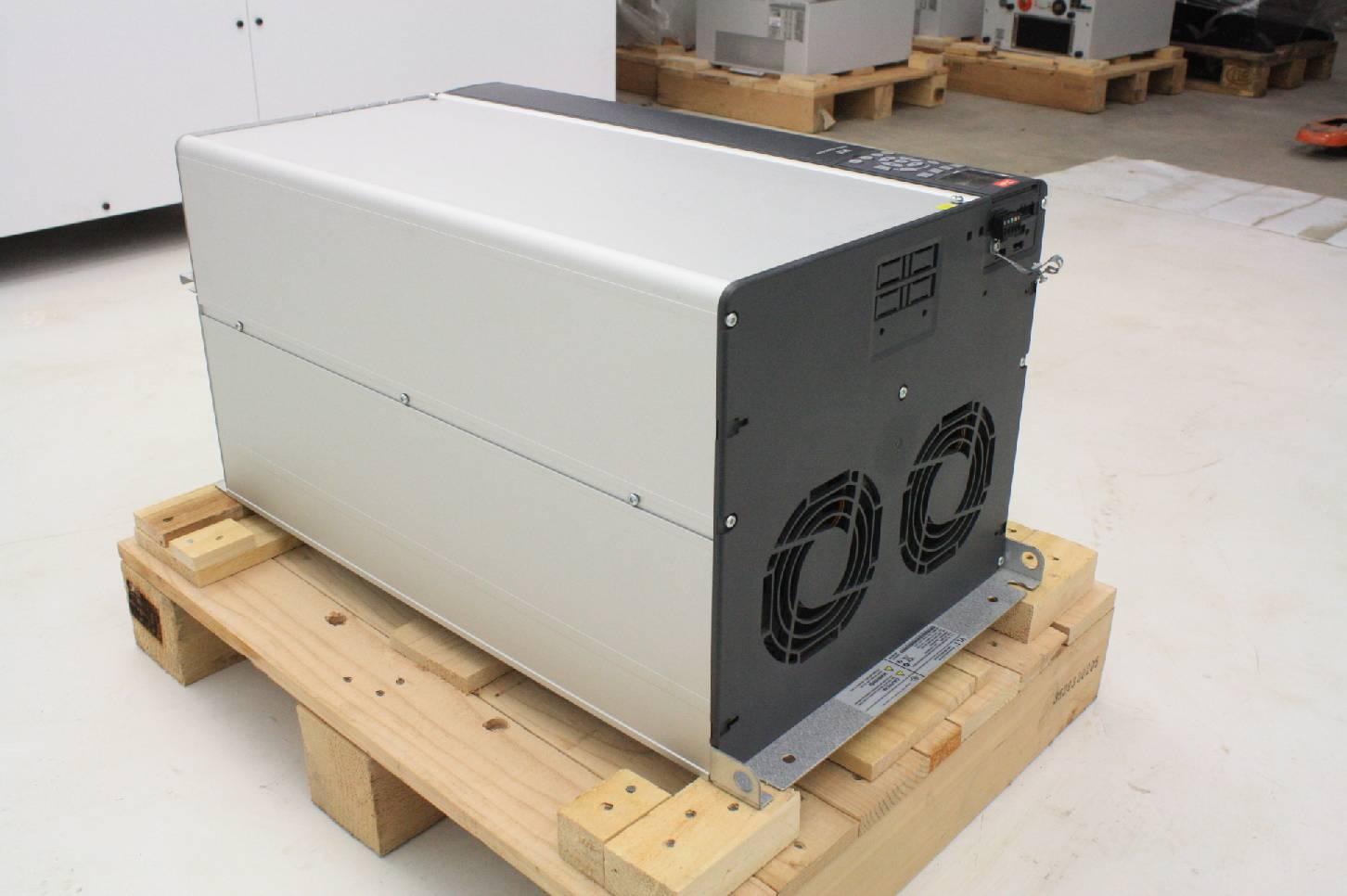 Danfoss 131h3969 Fc 302 Vlt Series Motor Inverter Drive