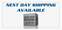 Next Day Shipping Available