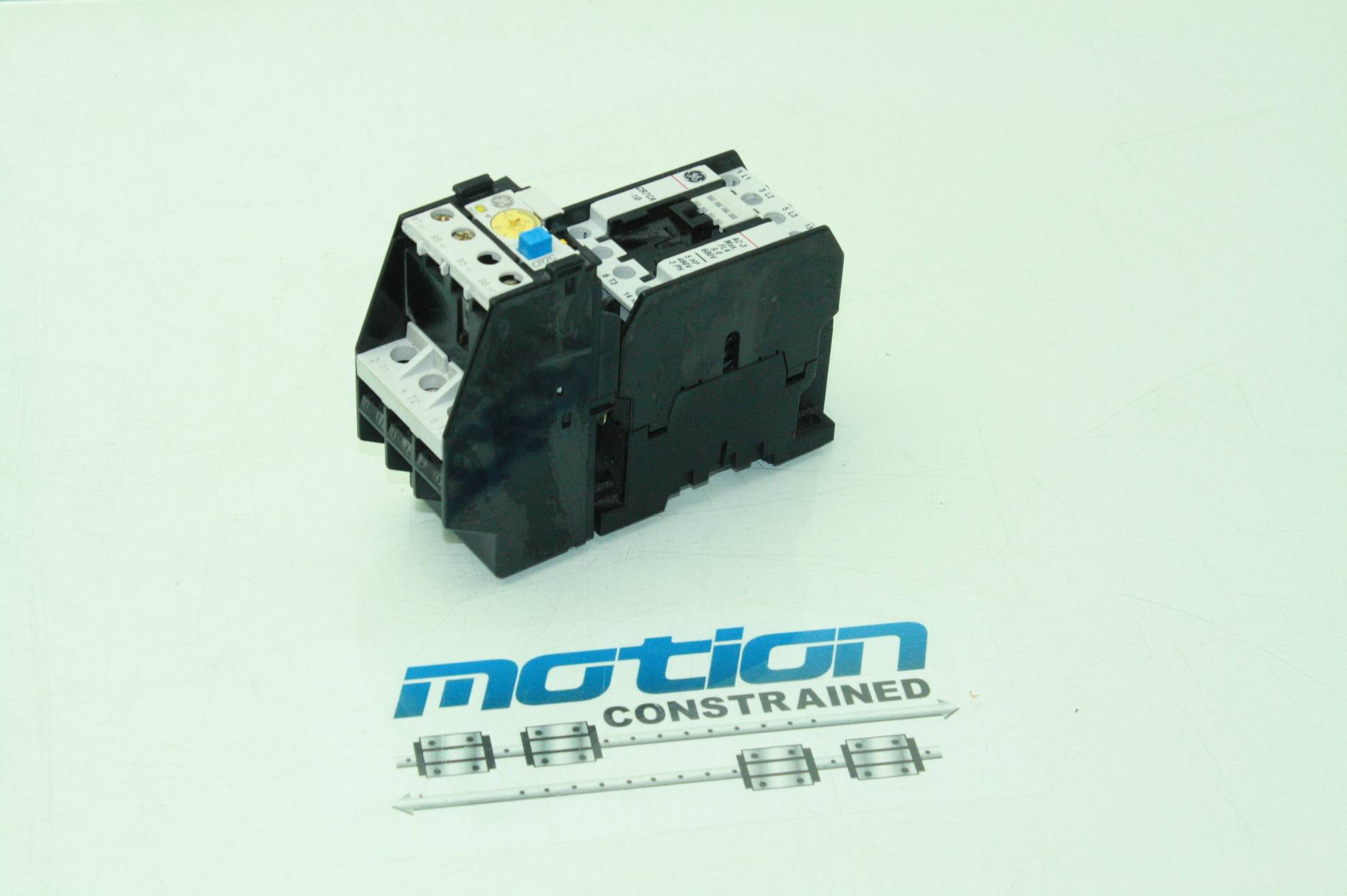General electric cr7ca 10 motor starter relay contactor for General electric motor starters