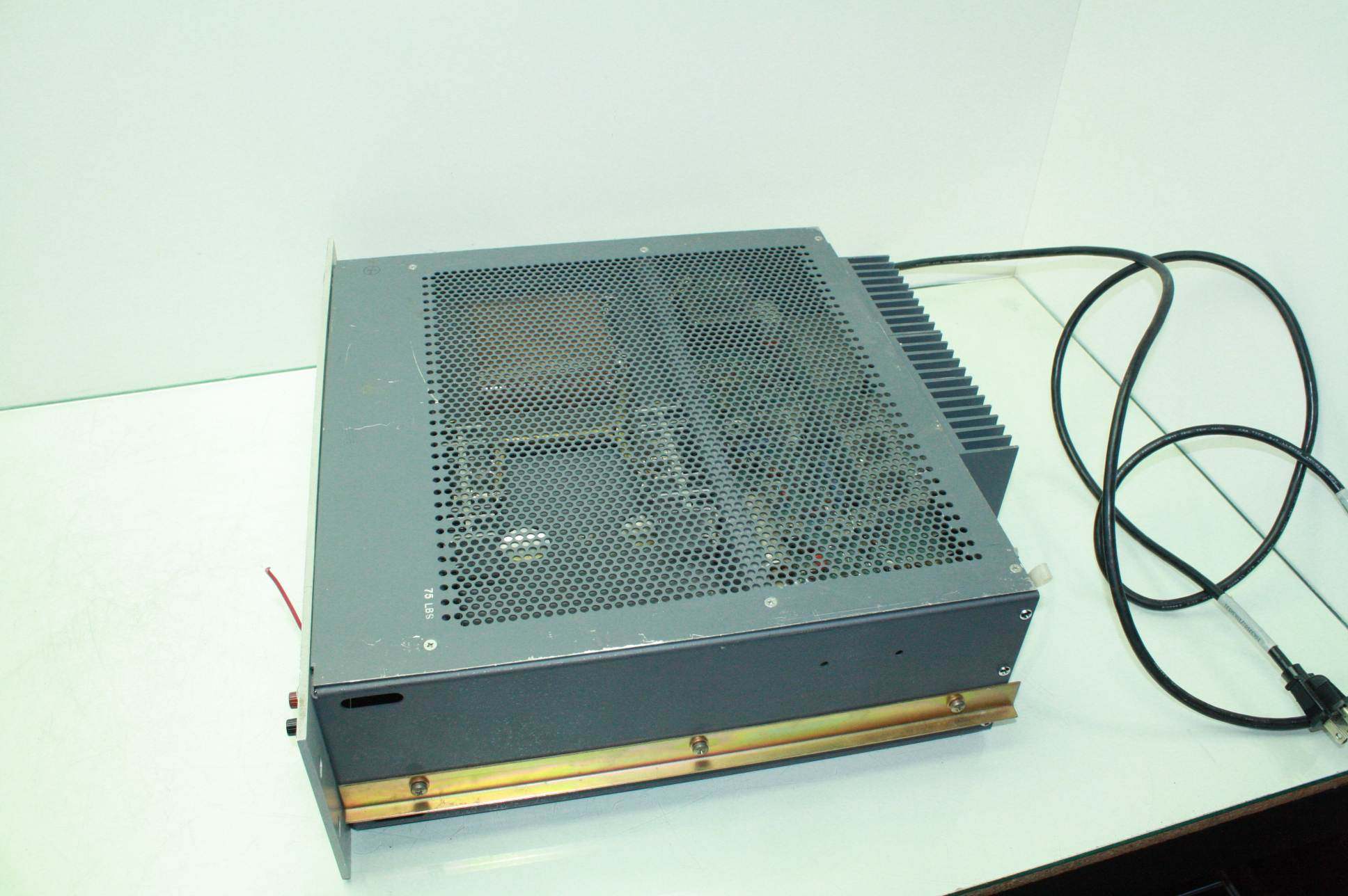 Hp Harrison 6274a Variable Dc Bench Power Supply 0 60