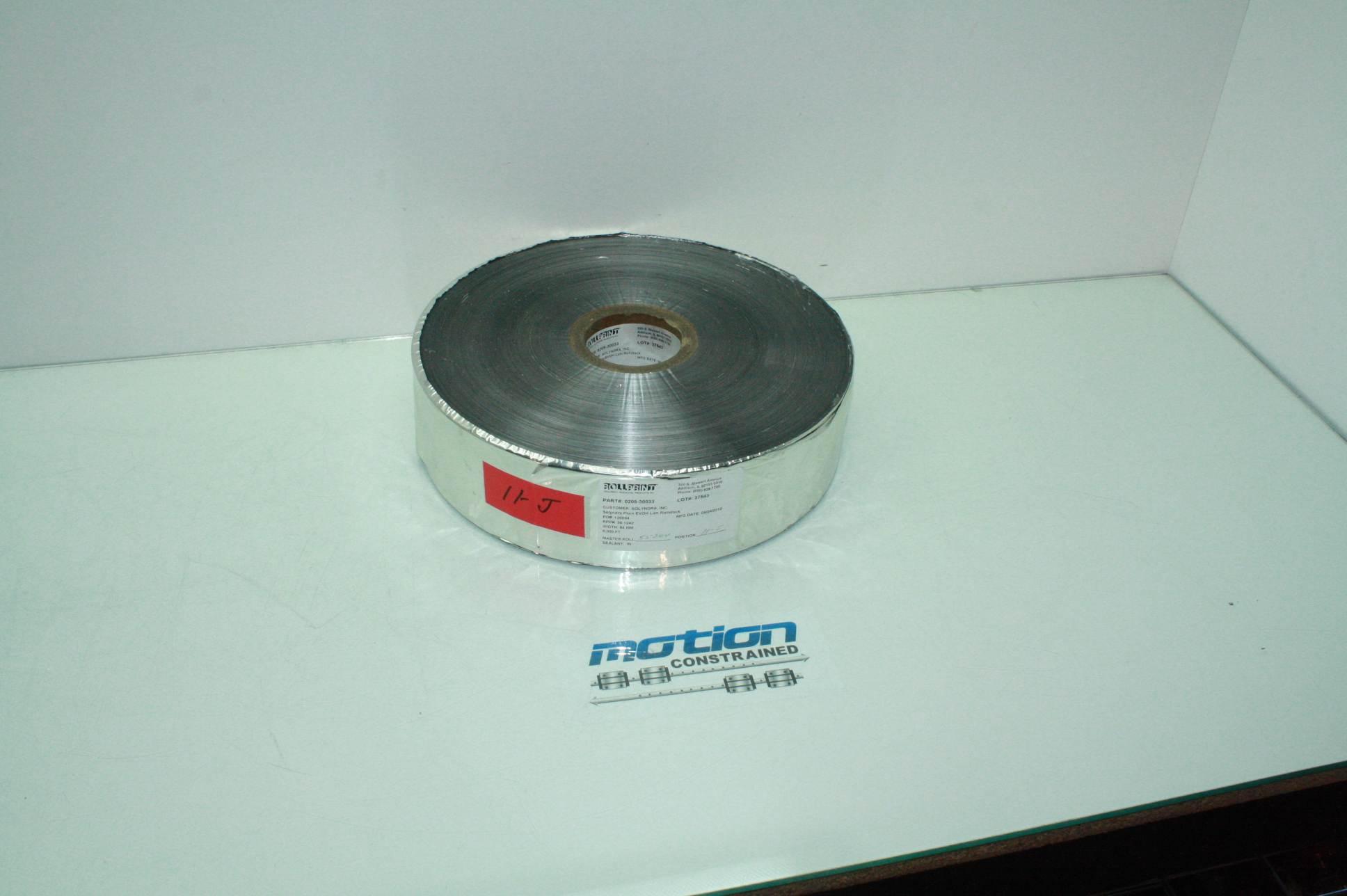 Rollprint Plain Evoh Film Laminate Roll Stock 6000 X