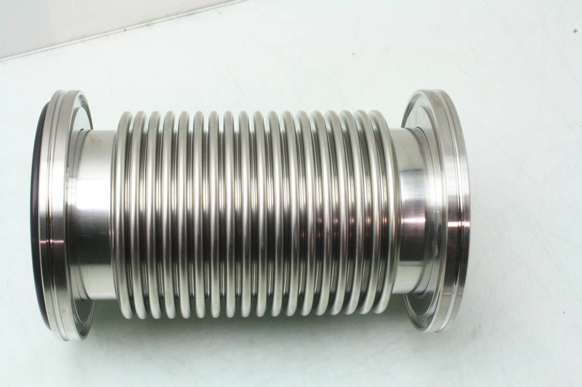 Mks stainless steel high vacuum bellows tubing iso dn