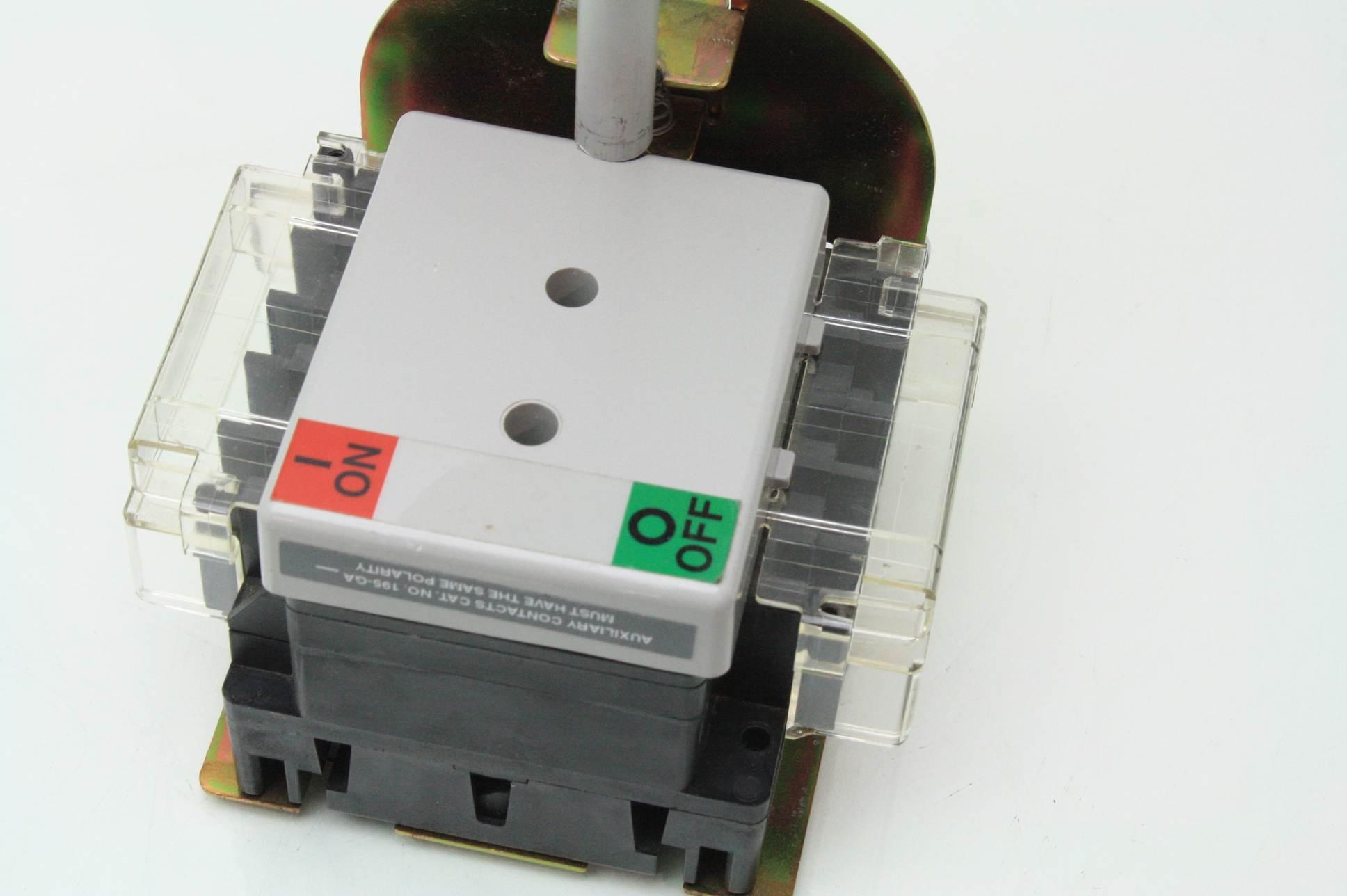 Allen Bradley Disconnect Switch 194r Nn030p3 30 Amps 3 Poles