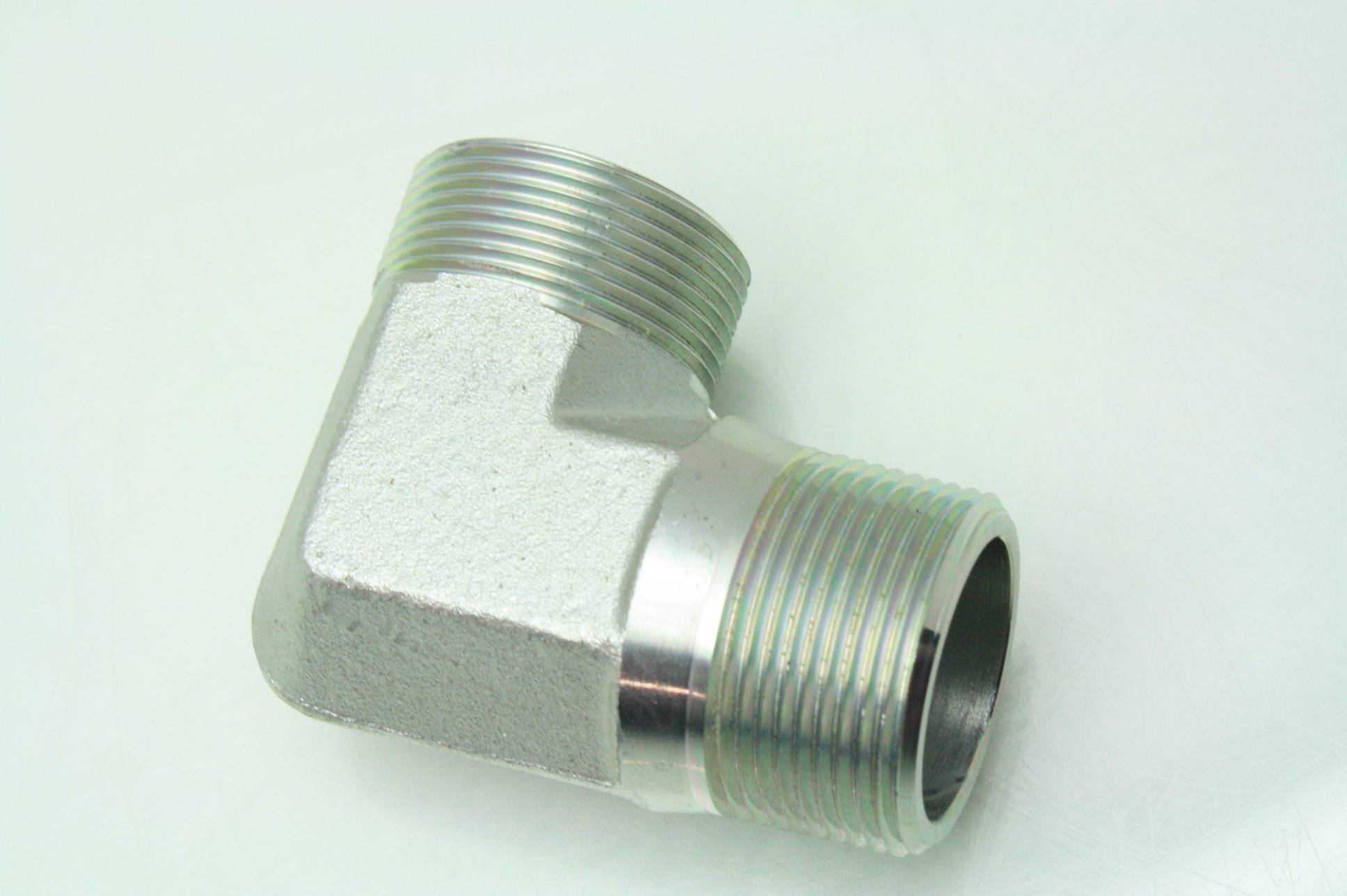 Eaton hydraulic elbow fittings quot male npt to
